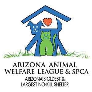 AZ Animal Welfare League and SPCA logo