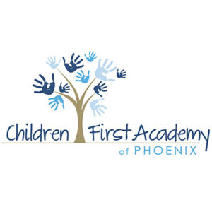 Children First Academy logo