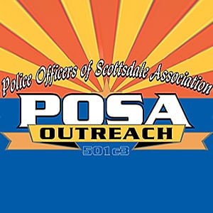Police Officers of Scottsdale Association logo
