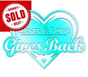 Lerner and Rowe Gives Back - Light Blue Heart