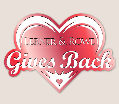 Lerner and Rowe Gives Back Red Heart Level