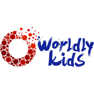 Worldly Kids logo