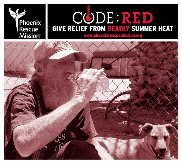 Code Red 2016 - Homeless Relief