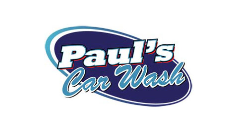 Paul's Car Wash logo