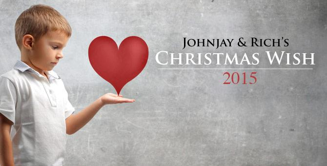johnjay and richs christmas wish