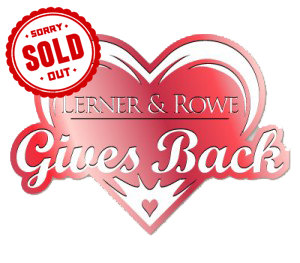 Lerner and Rowe Gives Back - Red Heart