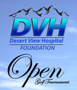 Desert View Hospital Charitable Golf Tournament