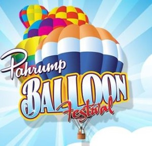 Flyer 2015 Pahrump Balloon Festival