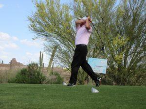 golf swing | charity golf classic 2016