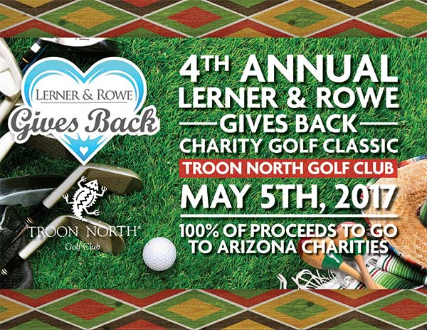 2017 LRGB Golf Classic at Troon North