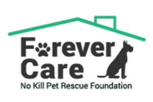 forever care no kill rescue foundation logo