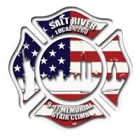 3rd 9-11 Stair Climb Logo | Scottsdale