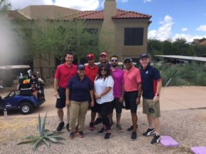 2017 Tucson Police Charity Golf Tournament