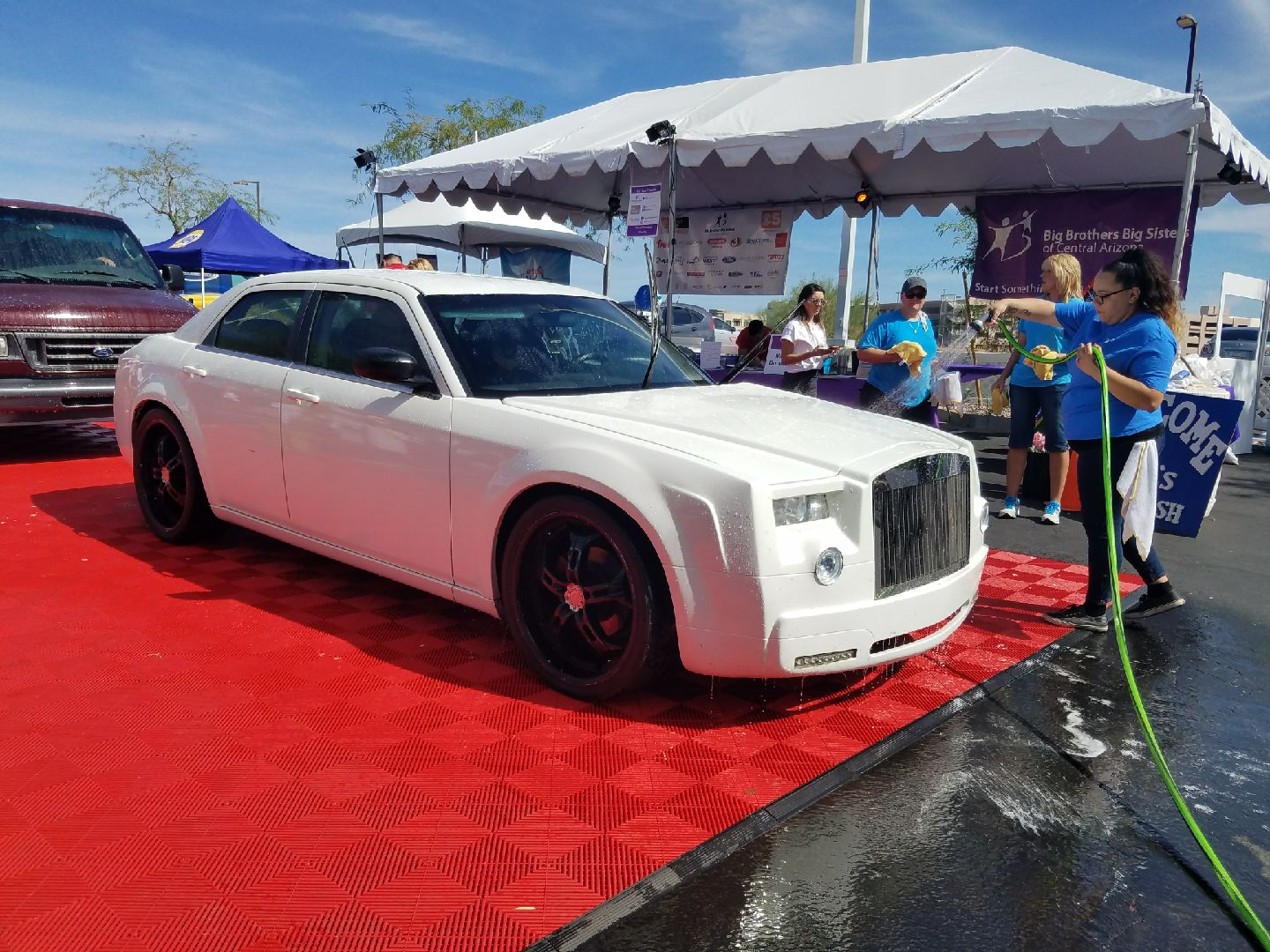10th Annual Paul S Car Wash To Benefit Big Brothers Big Sisters Of