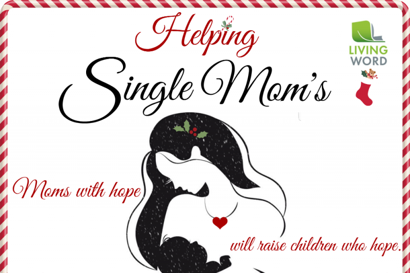 Afternoon of Hope Event for Single Moms