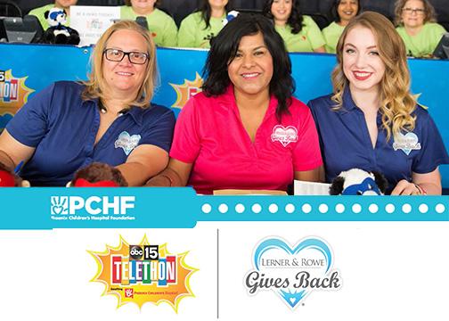 Telethon to Benefit Phoenix Children's Hospital