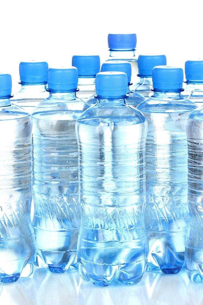 Bottled Water Saves Lives