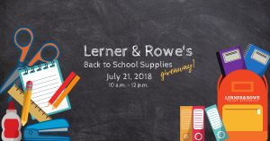 LRGB Phoenix Back-to-School Giveaway