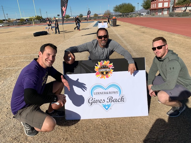 Sponsors - 2018 PlayStation Fiesta Bowl UCF Player Military Outreach Day