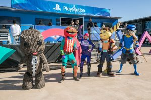 Sponsors of PlayStation Fiesta Bowl UCF Player Military Outreach Day