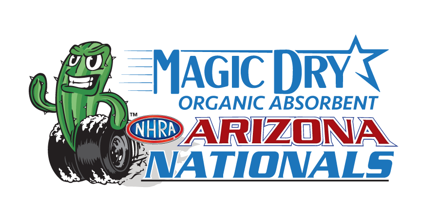 Event Logo - NHRA Magic Dry Arizona Nationals 2019