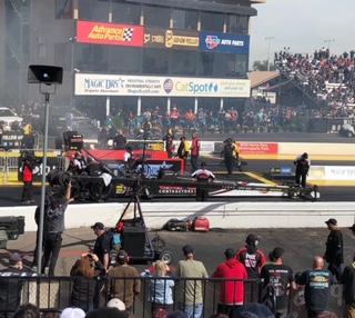 Group Photo at NHRA 2019