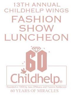 2019 Childhelp Wings Fashion Show Luncheon logo
