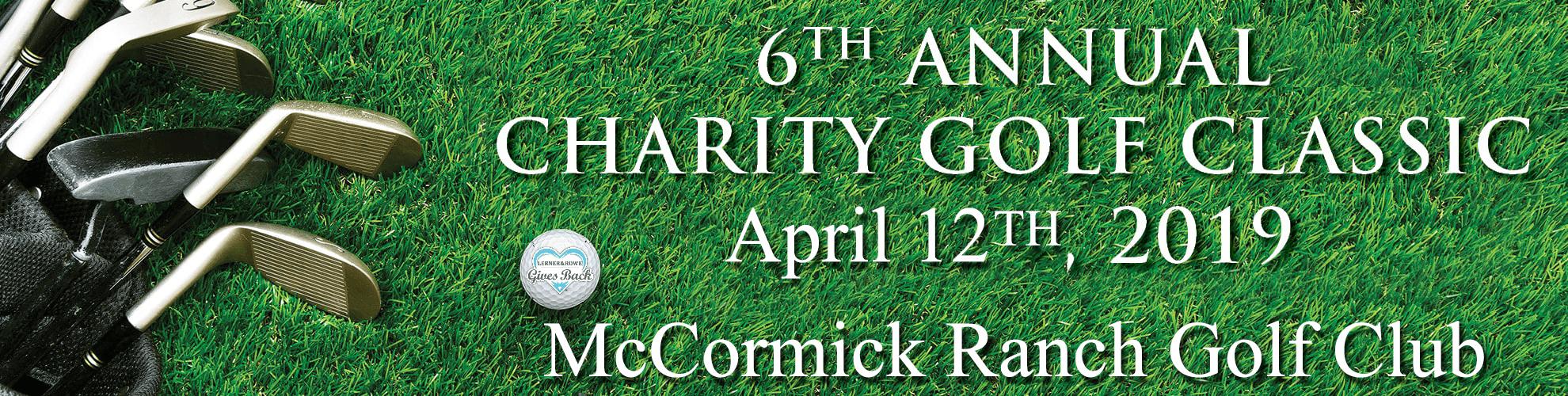 LRGB 6th Annual Charity Golf Classic