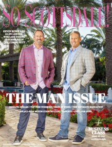Kevin Rowe and Glen Lerner | The Man Issue