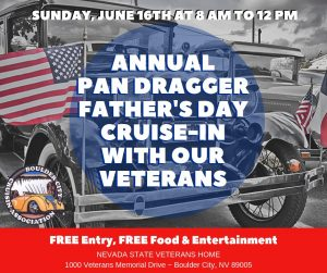 Pan Dragger Event Graphic