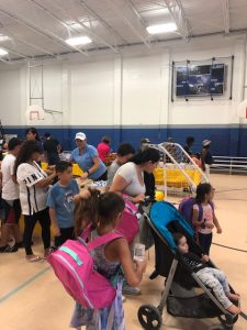 Albuquerque Backpack Giveaway - Back to School Event