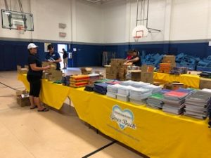 Backpack and School Supplies Giveaway in Albuquerque