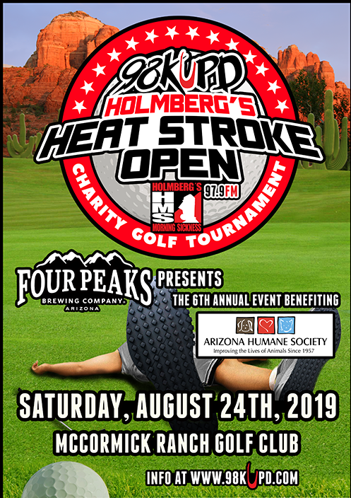 6th Annual Holmberg's Heat Stroke Open