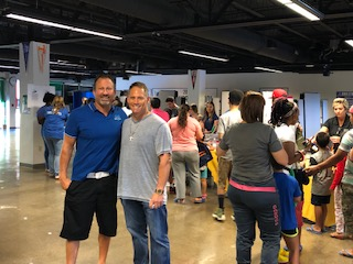 Backpack Giveaway in Nashville