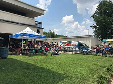 Backpack Giveaway 2019 in Nashville