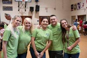 Lerner and Rowe Gives Back Team Members