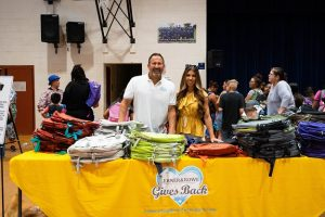Kevin and Ashlyn Rowe | 2019 Phoenix Backpack Giveaway