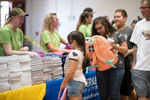 Notebooks at Phoenix Backpack Giveaway
