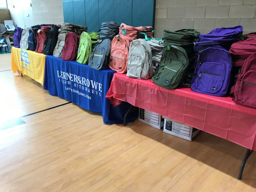 Backpacks and School Supplies Giveaway in Elgin, IL