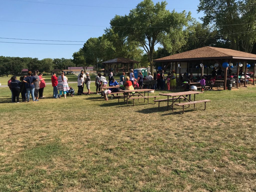 Merrillville Back to School - Backpack Giveaway 2019