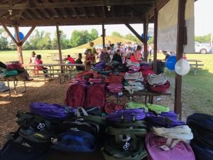 Back to School Event in Merrillville - 2019 Backpack Giveaway