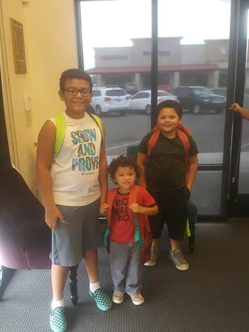 Lerner and Rowe Backpack Giveaway - Yuma Back to School