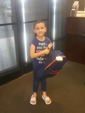 Lerner and Rowe Gives Back - Yuma Backpack Giveaway