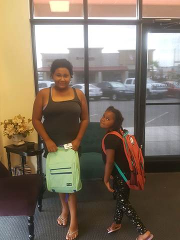 Yuma Back to School - Backpack and Supply Giveaway
