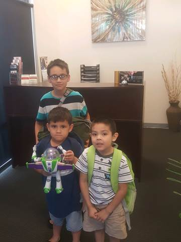 Backpack and School Supply Giveaway in Yuma
