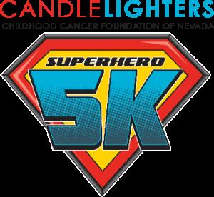 Sponsors of Candlelighters Superhero 5k Las Vegas