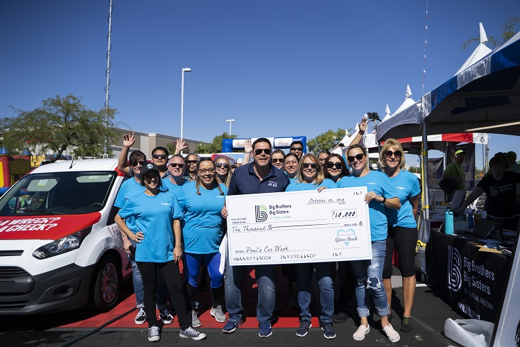 2019 Paul's Pay it Forward Car Wash