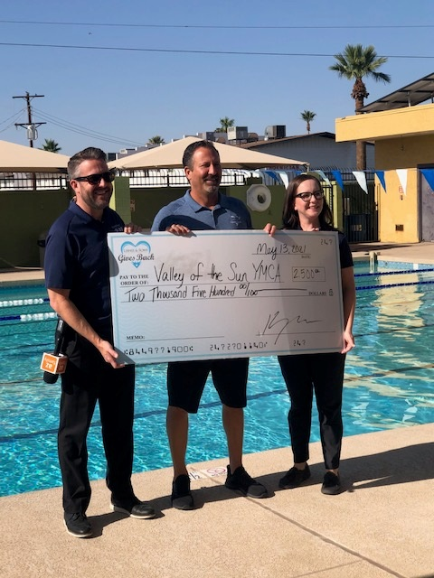 Arizona Swim Safe Campaign