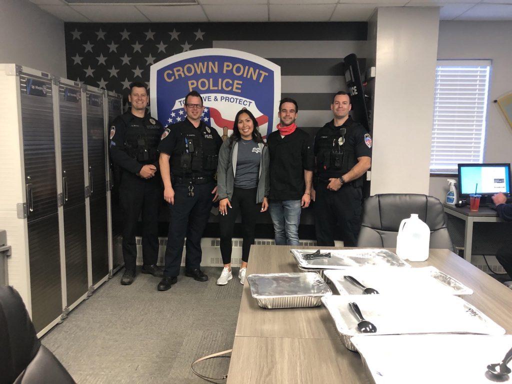 Police Appreciation Week 2021 group photo