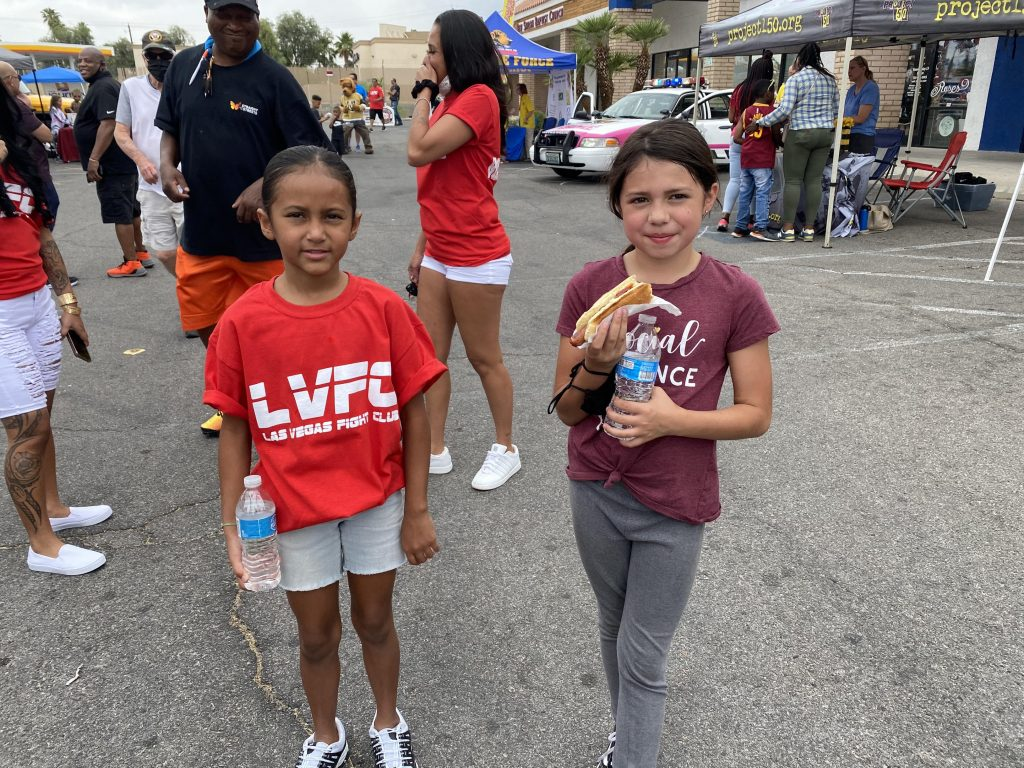 2021 Las Vegas United Community Event Sponsor